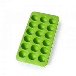 Round Ice-Cube Tray Green - Lekue