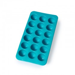 Round Ice-Cube Tray Blue - Lekue