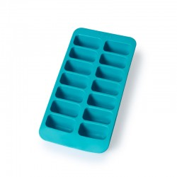 Rectangular Ice-Cube Tray Blue - Lekue