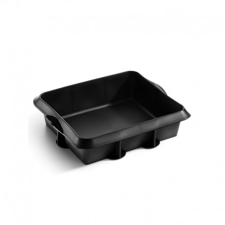 Silicone Mould For Lasagne Black - Lekue | Silicone Mould For Lasagne Black - Lekue