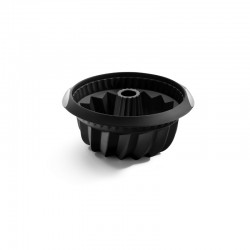 Deep Savarin Mould 22Cm Black - Lekue