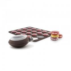Kit Para Macarons Castanho - Lekue LEKUE LK3000001SURM017
