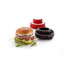 Kit Burger Marrón Y Rojo - Lekue LEKUE LK3000029SURM017