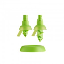 Citrus Spray 2 Pcs Green - Lekue