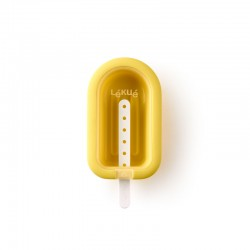 Stackable Popsicles Mould (1Un) Yellow - Lekue