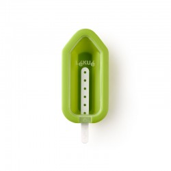 Iconic Pencil Ice Cream Mould (1Un) Green - Lekue