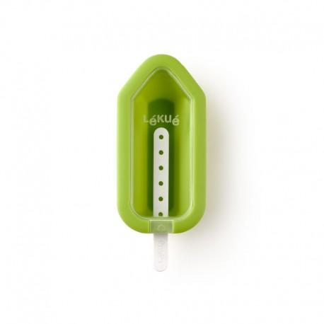 Iconic Pencil Ice Cream Mould (1Un) Green - Lekue | Iconic Pencil Ice Cream Mould (1Un) Green - Lekue