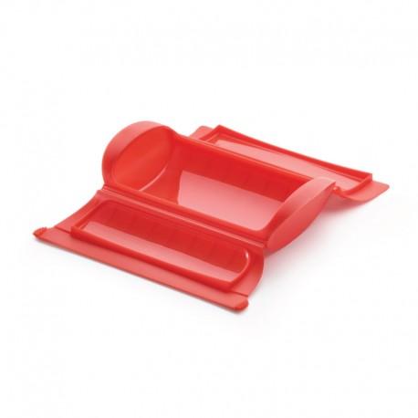 Steam Case 1-2P Red - Lekue LEKUE LK3400600R10U004