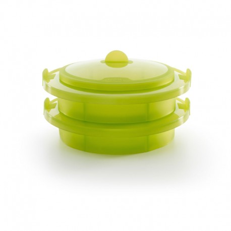 Steamer Xl Green - Lekue LEKUE LK3400700V09U004