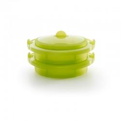 Steamer Green - Lekue LEKUE LK3400702V09U004