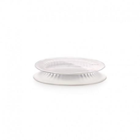 Tapa Extensible 11,5Cm Blanco - Lekue LEKUE LK3401300B04U017