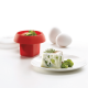 Egg Cooker Square Red - Lekue | Egg Cooker Square Red - Lekue