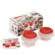 Kit Egg Cooker (X2) White - Lekue LEKUE LK3402400SURU008