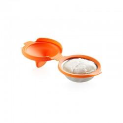 Escalfador de Huevos 1Un - Naranja - Lekue LEKUE LK3402900N07U008
