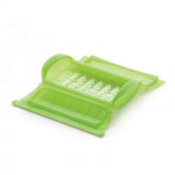Steam Case With Draining Tray 1-2Pers Green - Lekue LEKUE LK3404600V09U004