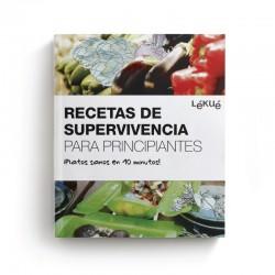 Libro Recetas De Supervivencia Para Principiantes - Es - Lekue LEKUE LKLIB00010