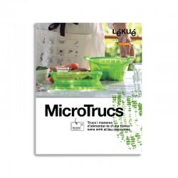 Libro De Recetas Microtrucos-Catalán - Lekue LEKUE LKLIB00026