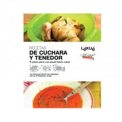 Livro De Receitas De Cuchara Y Tenedor - Es - Lekue