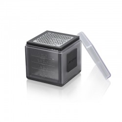 Cube Grater Black - Microplane MICROPLANE MCP34002