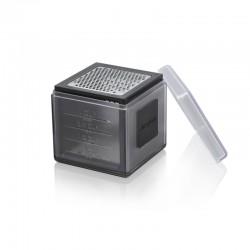Cubo Ralador Preto - Microplane | MICROPLANE