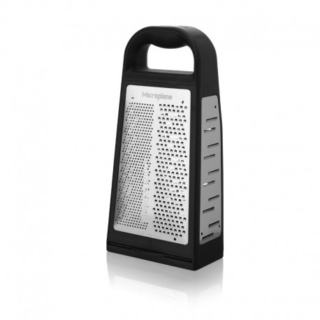 Elite Box Grater Black - Microplane MICROPLANE MCP34019