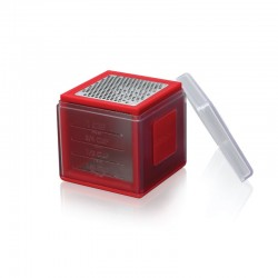 Cube Grater Red - Microplane