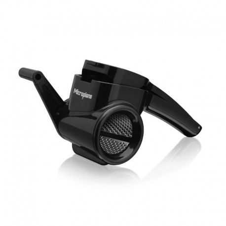 Rotary Grater Black - Microplane | Rotary Grater Black - Microplane