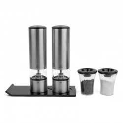 Electric Mills Set 20cm - Elis Sense Duo Steel - Peugeot Saveurs