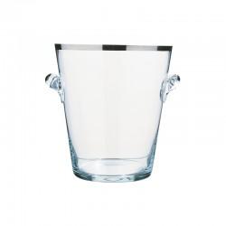 Champagne Bucket Transparent - Peugeot Saveurs