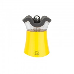 Pepper Mill and Salt Shaker 8cm - Pep´S Yellow - Peugeot Saveurs