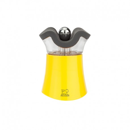 Pepper Mill and Salt Shaker 8cm - Pep´S Yellow - Peugeot Saveurs PEUGEOT SAVEURS PG30896
