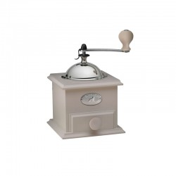 Coffee Mill 21cm - Cottage Ivory - Peugeot Saveurs PEUGEOT SAVEURS PG31176
