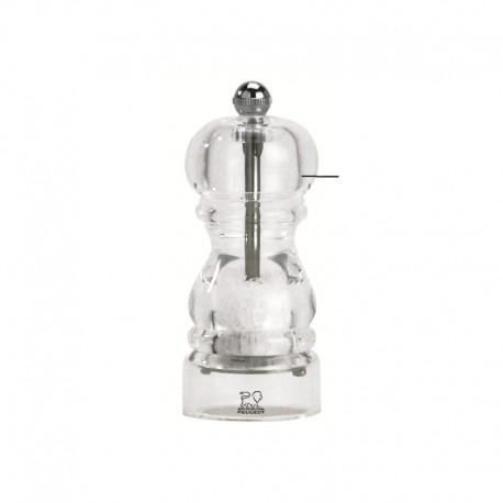 Salt Mill 12cm - Nancy Transparent - Peugeot Saveurs PEUGEOT SAVEURS PG900812/SME