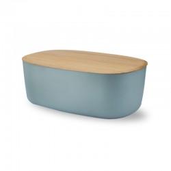Stylish Bread Box Blue - Rig-tig