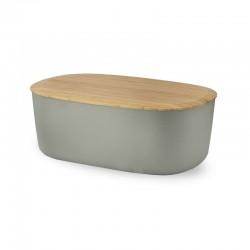 Stylish Bread Box Grey - Rig-tig