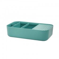 Dish Wash And Dish Rack Green - Rig-tig