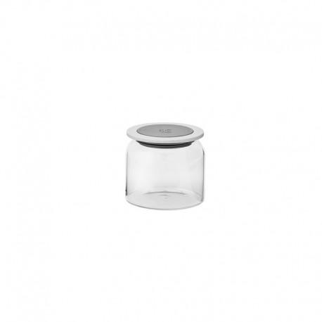 Storage Jar - Goodies 0.5L Grey And White - Rig-tig RIG-TIG RTZ00165
