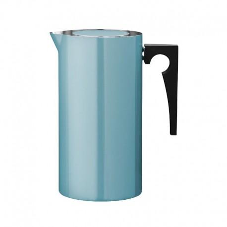Aj French Press 1L - Arne Jacobsen Dusty Teal - Stelton STELTON STT01-3-J-4