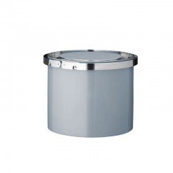 Ice Bucket - Arne Jacobsen 1L Smokey Blue - Stelton