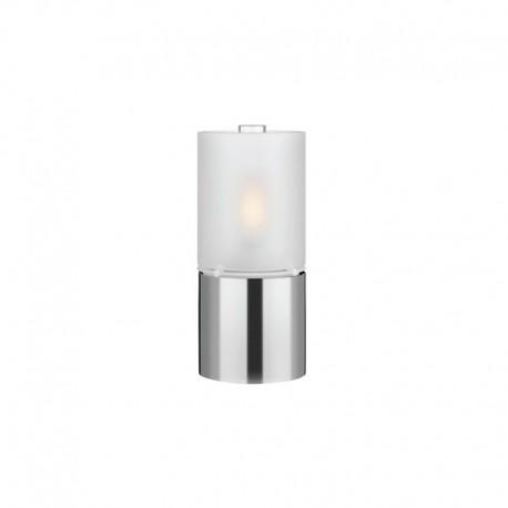 Lamparilla Aceite Vidrio Fosco - Em Plata - Stelton STELTON STT1006