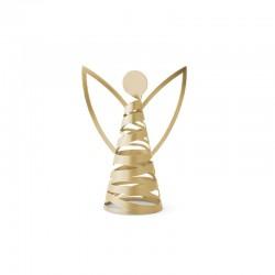 Ornamento Anjo - Tangle S Dourado - Stelton STELTON STT10205