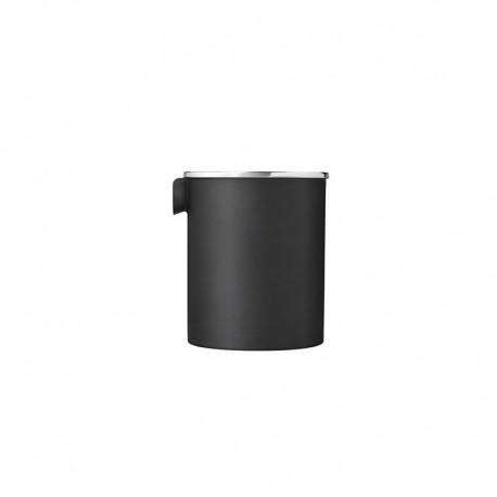 Lechera - Em77 Reverse 0,25L Acabado Negro Mate Y Tapa Brillante - Stelton STELTON STT1031-1