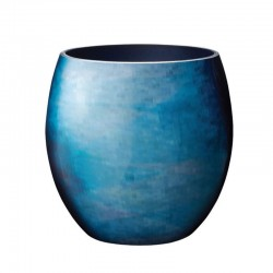 Florero L Ø20,3Cm - Horizon Azul - Stelton