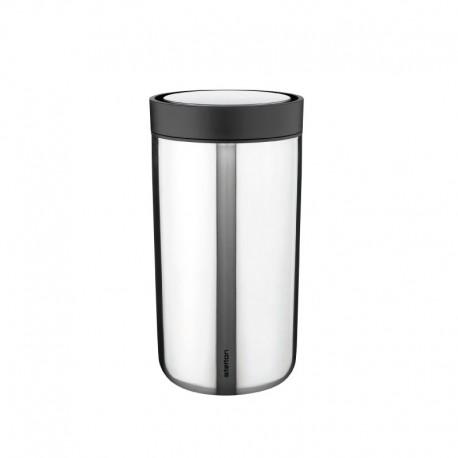 Vaso Térmico 0,2Lt - To Go Click Acero - Stelton STELTON STT570