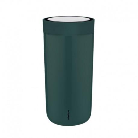 Vaso Termico - To Go Click Verde Pino - Stelton STELTON STT580-9