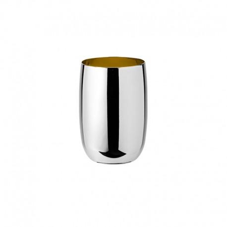 Copo Tumbler 200 Ml - Norman Foster Inox E Dourado - Stelton STELTON STT721