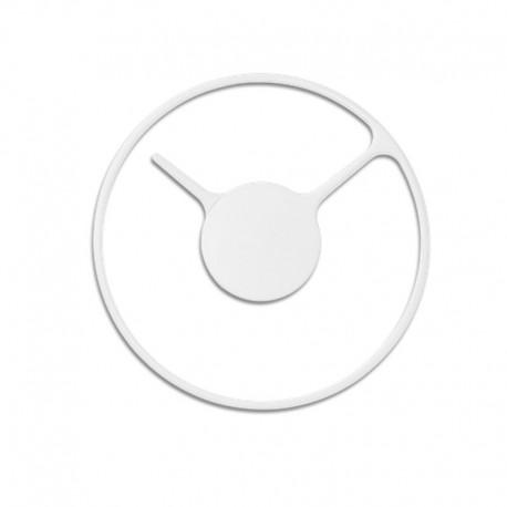 Relógio De Parede - Time Ø22Cm Branco - Stelton STELTON STT852-1