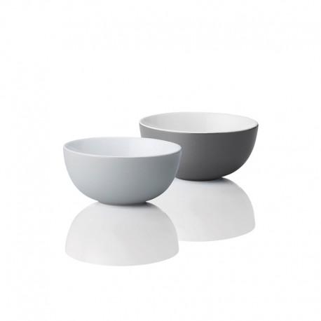 Set of 2 Bowls Small - Emma Grey - Stelton STELTON STTX-206-1