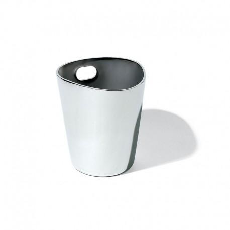 Cubo para Botella ø22cm - Bolly Plata - Alessi ALESSI ALESJM21