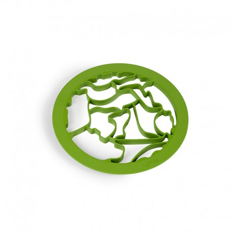 Galletas Puzzle Animales - Verde - Lekue LEKUE LK0200150V10M017